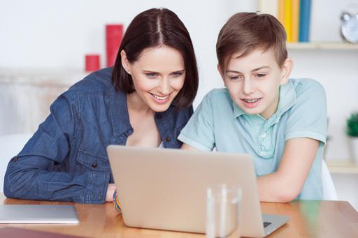 Materiały do samodzielnej pracy w domu dla uczniów i rodziców oraz dokumenty do pobrania
